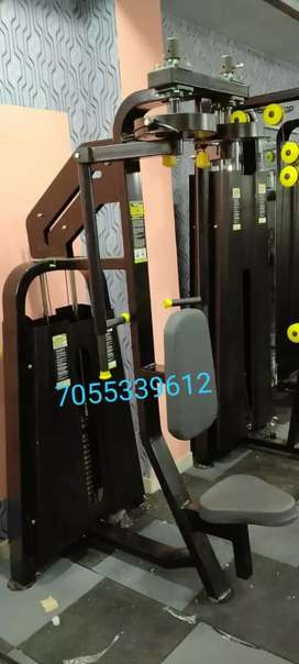Jazz gym machines