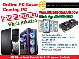 Gaming Pc Smart Cash on delivery available in all city