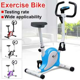 Cardio Workout Cycling Machine Modern treadmills include display monit