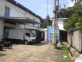 Pabrik Air Minum Luas di Cipambuan Bogor