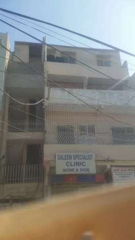 Portion + panthouse road facing for sale 120 sq