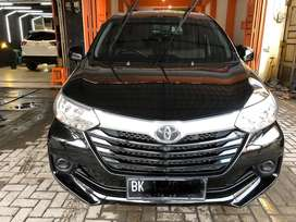 Toyota new avanza E thn2018 manual