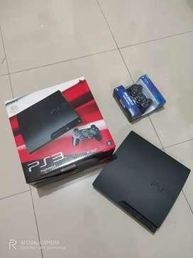 PS3 slim 160gb bergaransi