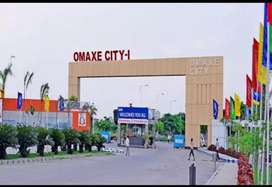850 sqft- plot for sale  first page Omaxe-city1
