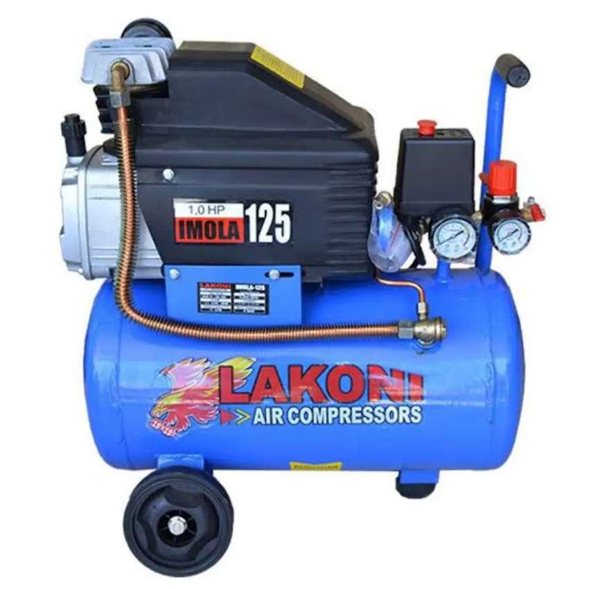 Mesin Kompressor Compressor Kompresor Angin 1HP Lakoni Imola 125 0