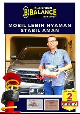 Yuk Pasangkan BALANCE Damper Solusi Mobil Gasruk. GARANSI 2 Tahun