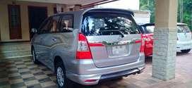 Toyota Innova 2.5 E 8 STR, 2015, Diesel