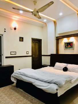 Furnished 2 bedroom house Rs 7000/night - Bahria Phase 8