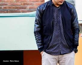 Jaket Korean Style - KS 34 | Jaket Pria