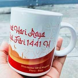 Mug Custom Standard | Custom Mug Gambar bebas | HADIAH ULANG TAHUN | H