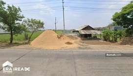 Tanah cocok untuk gudang atau industri Jl Garung Kidul Kaliwungu Kudus