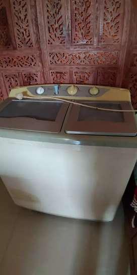 8 KG TCL Washing  machine &  RO Water purifier