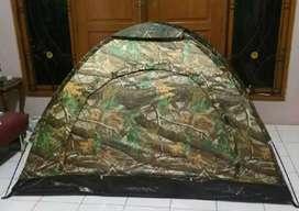 Tenda motif loreng