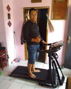 Treadmill elektrik verona murah meriah