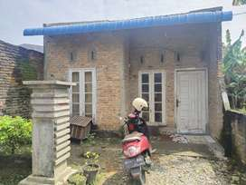 Rumah Murah Di Jl.Serpurna Pasar 7 Tembung Dekat Ke Bandara Kuala Namo