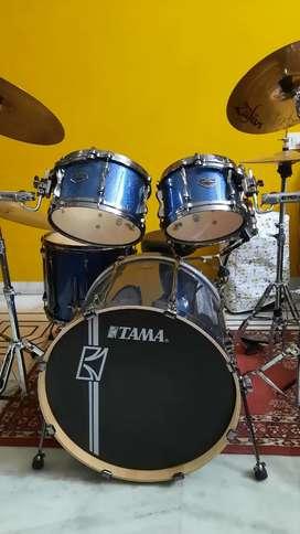 Tama Superstar Hyperdrive(5 piece) Drum Kit