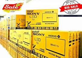 New SONY 4K ANDROID SMART LED OLED TV, WARRANTY 2 YEARS*ALL INCH AVL₹&