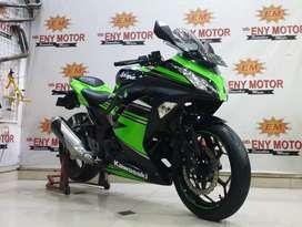 "06.Kawasaki NINJA 250 SE efisien ""ENY MOTOR"""