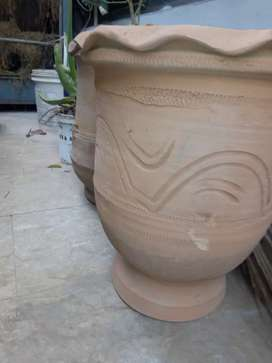 Mud pot for sale good quality and size