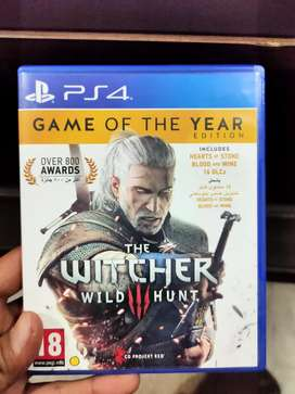 The Witcher PS4 for Sale
