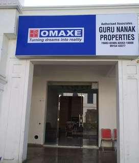 omaxe royal residency appartment in omaxe