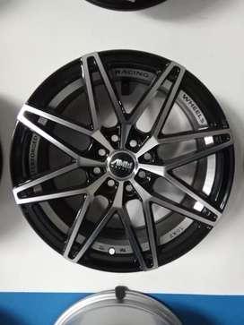 AMW wheels VELG BUAT LIVINA R16x7 PCD 4x100/114.3 OFFSET 38