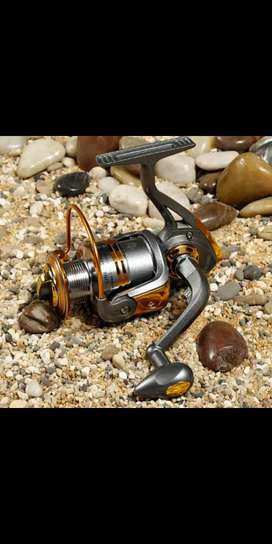 Gulungan Pancing DB3000A Metal Fishing Spinning Reel 10 Ball Bearing