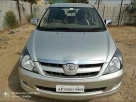 Toyota Innova 2.5 EV Diesel PS 7 Seater BSIII, 2006, Diesel