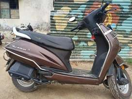 New send bike