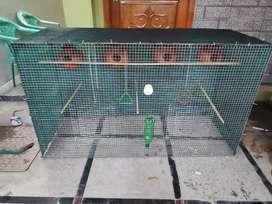 Customized cage, bird nest for birds..