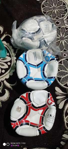 Football And voliball