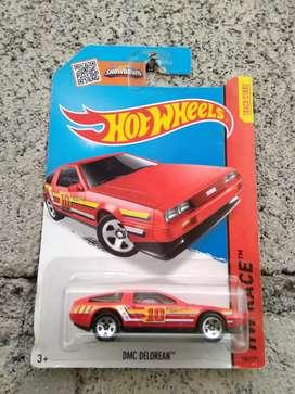 Hotwheels DMC Delorean