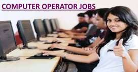 Wanted female computer Operator