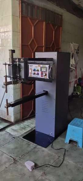 Mesin otomatis las titik /pen / spot welding