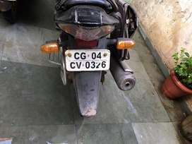 CG04 CV O326 HONDA UNICORN 2009 model