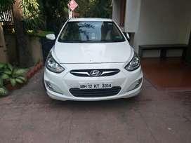 Hyundai Fluidic Verna 2014 Petrol 41000 Km Driven