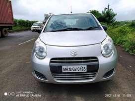 Maruti Suzuki A-Star Vxi (ABS), Automatic, 2011, Petrol
