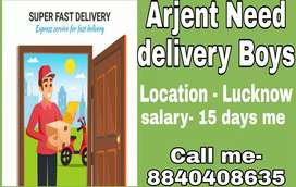 Delivery Boy in Rampur