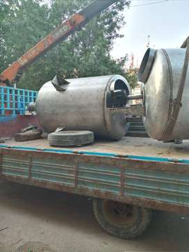 Brand new mixing tank ss304 for pharma/food/chemical industry