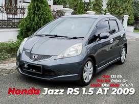 Honda Jazz RS 1.5 AT 2009 / 2010 #Yaris #Civic