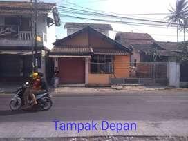 Dijual Rumah Pinggir Jalan Raya Cipanas