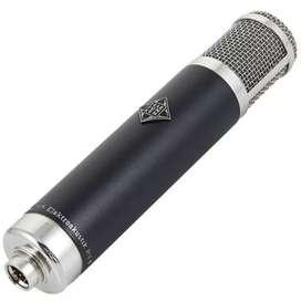 Telefunken Usa AK-47 MKII Large Diaphragm Tube Condenser Microphone