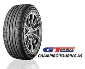Ban mobil murah baru ukuran 185/65-14 gt radial champiro touring as