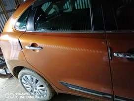 Baleno zeta key less entry with rear parking camera