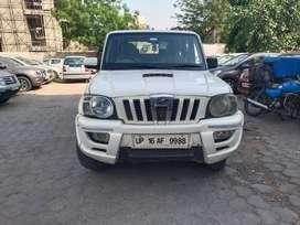 Mahindra Scorpio 2009-2014 SLE BSIV, 2011, Diesel