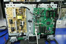 LED,LCD , CRT TV (TV) STABILIZER  REPAIRING IN HOME SERVICE ,