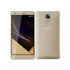 i wNt to sell my huawei honor 7 64 gb memry 3 gb rM  10/10 condition