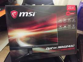 MSI MAG241C Curved 144hz monitor
