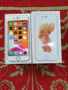 Forsale Resmi 99%  Iphone 6s 64 GB Rose Gold