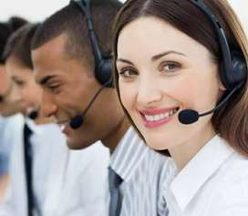 Customer care executive- calling